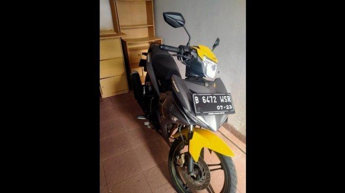 Jual Motor Yamaha 2 PV MX King 150.