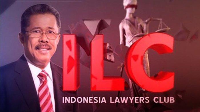 Tema ILC TV One Selasa 3 November UU ITE Mengancam Kebebasan Berpendapat?