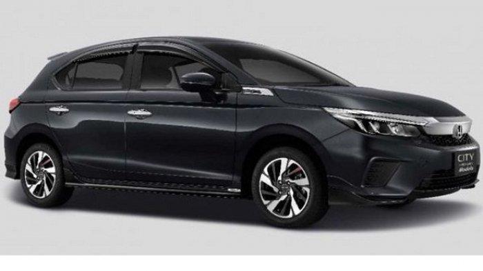 Mulai Rp 278 jutaan, All New Honda City Hatchback Tampil dengan Aksesoris Modulo, Ini Keunggulannya