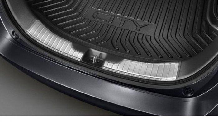 ILUSTRASI All New Honda City Hatchback Modulo