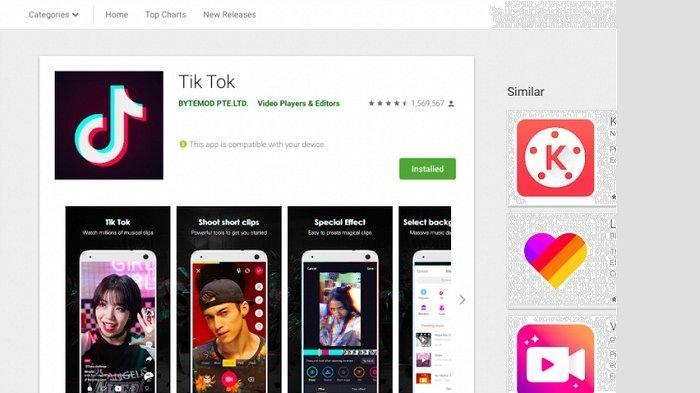 Aplikasi TikTok Lakukan Perubahan Sampai Akhirnya Bisa Ambil Hati Masyarakat Indonesia