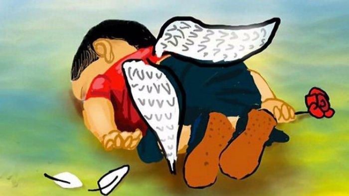 Tragis, Balita Lolos ke Kolam Renang dan Tewas, Ibu dan Pacarnya Ditangkap dengan Pasal Pembunuhan
