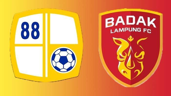 LIVESTREAMING GRATIS Barito Putra vs Perseru Badak Lampung: Laskar Saburai Tanpa 3 Gelandang