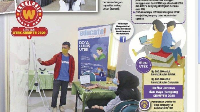 Siswa Ikut Bimbel Rp 89 Juta Demi Masuk FK UI, yang Lagi Tren Bimbel Model Karantina
