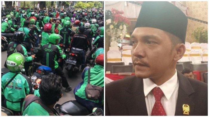 SIMAK! Kisah Driver Ojol Diusir Satpam Saat Mau Dilantik Jadi Anggota DPRD: Akun Saya Masih Aktif