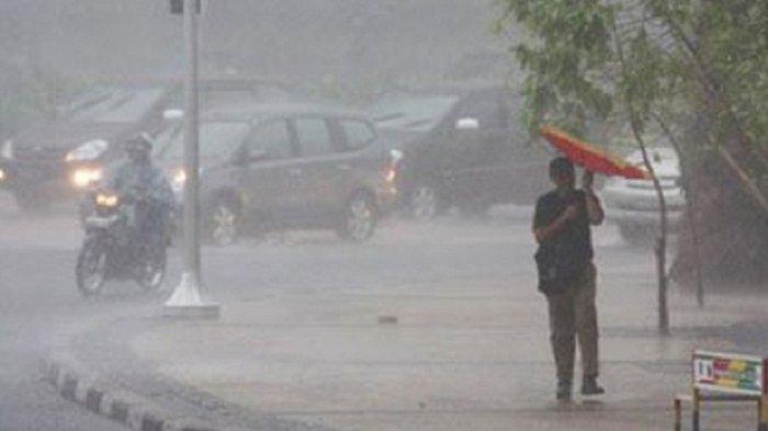 BPBD Jakarta Keluarkan Peringatan Dini Cuaca Ibu Kota Rabu, 14 Oktober 2020