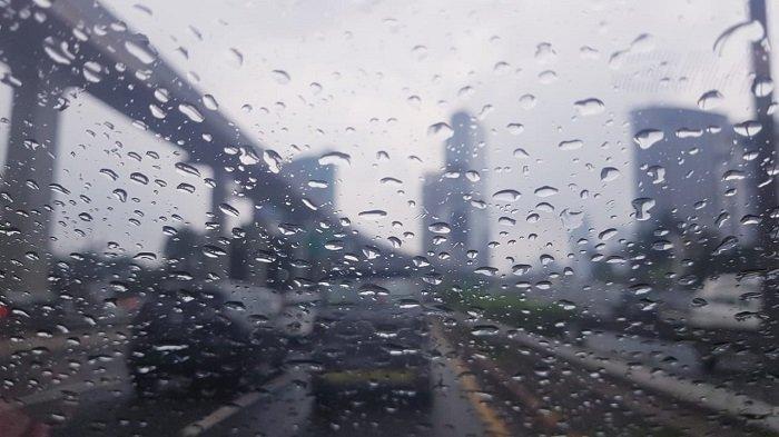 Hujan Merata dan Awet di Jabodetabek, BMKG Prediksi Hingga Pukul 8.00 WIB, Netizen Waswas Banjir