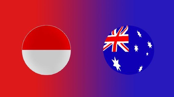 LIVESTREAMING Indonesia vs Australia: Peluang Inonesia Lolos ke Babak Semifinal