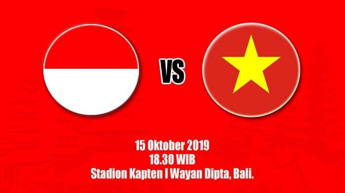 Indonesia vs Vietnam: Inilah 5 Pertemuan Terakhir Skuad Garuda dengan Vietnam