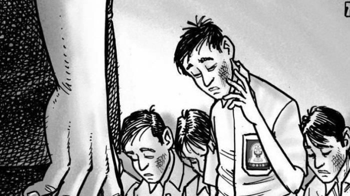 Belasan Siswi Jadi Korban Perundungan Kakak Kelas, Wali Murid Murka Lihat Pipi Anaknya Bengkak