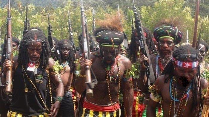'Pasukan Setan' TNI Tiba di Papua, KKB Tak Gentar, Tantang Lakukan Perang Terbuka di Hutan Nduga