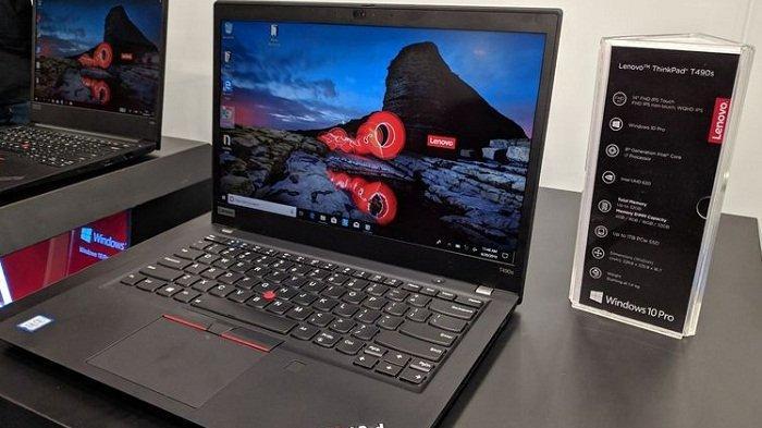 Perkenalkan Ini 4 Laptop Thinkpad Terbaru Dari Lenovo Simak Desain Dan Spesifikasinya Warta Kota