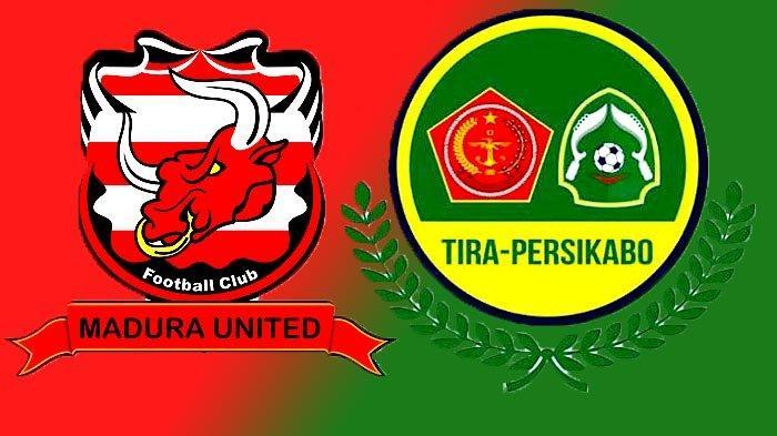 LIVESTREAMING GRATIS Madura United vs PS Tira Persikabo: Perjumpaan Dua Kawan Lama