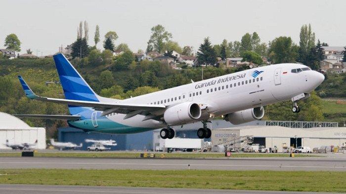Garuda Indonesia Alami Kerugian Rp 34 Triliun di Tahun 2020