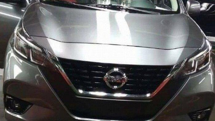 ILUSTRASI Nissan March facelift
