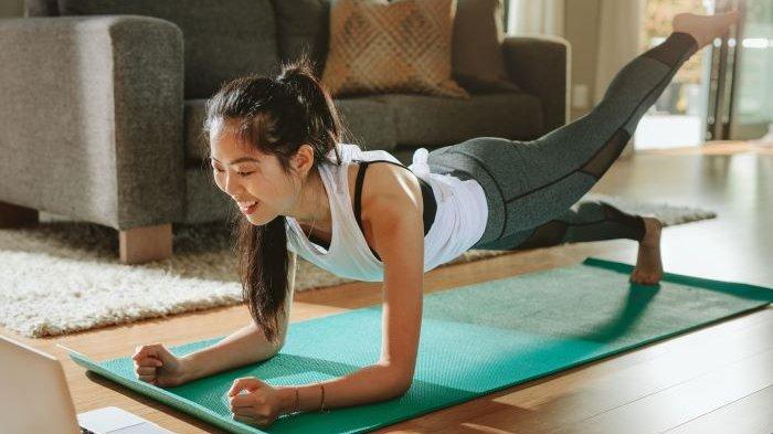 Selain Tingkatkan Rasa Bahagia dan Menambah Daya Ingat, Ini Manfaat Olahraga Selama Berada di Rumah