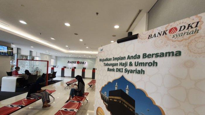 Bank DKI Raih Indonesia Sharia Finance Awards 2021