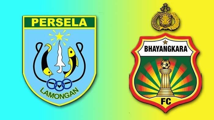 Livestreaming Gratis Persela Lamongan vs Bhayangkara FC: Bhayangkara Bidik Tiga Poin di Lamongan