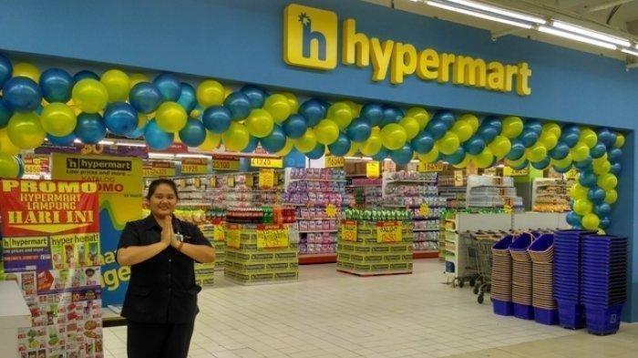 Promo Hypermart Hari Ini, Harga Kebutuhan Rumah Tangga Serba Miring Jelang Ramadan