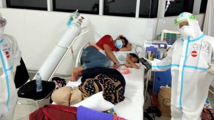 Kasus Covid-19 Menurun, Keterisian Tempat Tidur di Rumah Sakit Jakarta Barat Bertambah