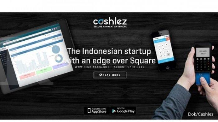 ILUSTRASI Start up Fintech Cashlez.