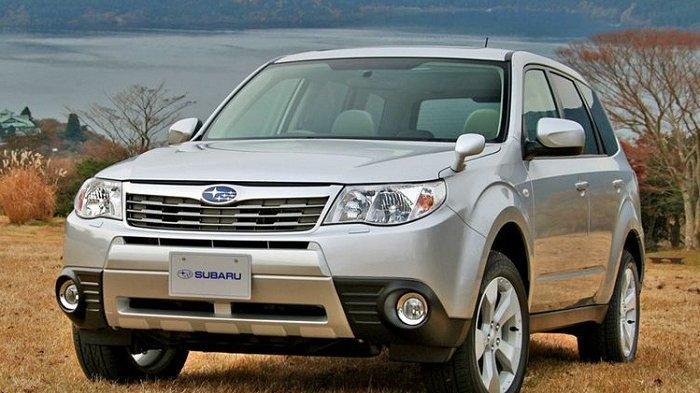 Awal 169 Unit, 133 Laku Terjual, 5 Gugur, Transaksi Lelang Subaru oleh Bea Cukai Tembus Rp 22 Miliar
