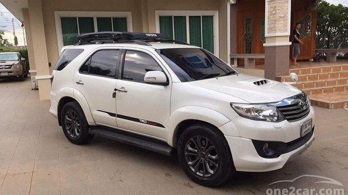 Ketua MPR RI Bambang Soesatyo Koleksi Belasan Mobil dan Motor, Toyota Fortuner yang Paling Murah