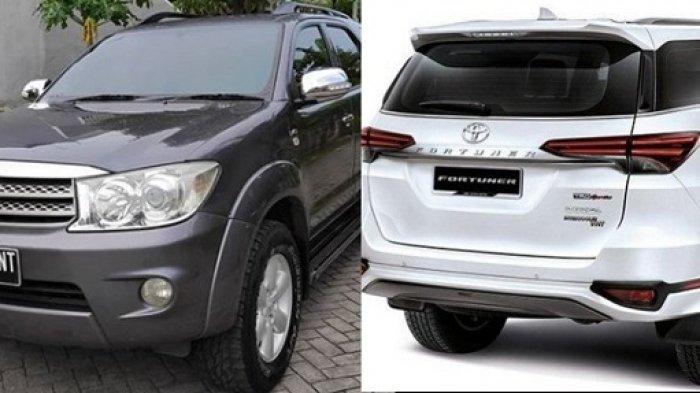 Terbaru Daftar Harga Toyota Fortuner Bekas Mulai Rp 100 Jutaan Halaman All Warta Kota