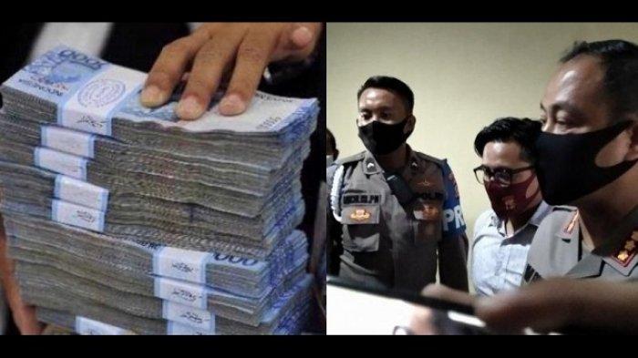 Penggerebekan Artis VS dan Dua Muncikari di Hotel Berbintang Bandar Lampung, Ada Uang Rp 30 Juta