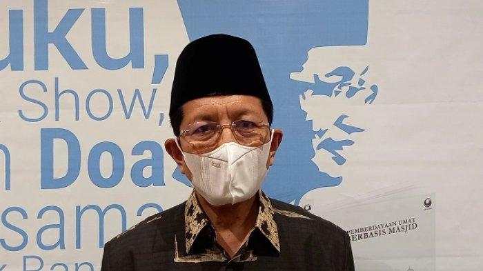 Kasus Covid-19 Melonjak, Imam Besar Istiqlal Ajak Masyarakat Zikir di Rumah ketimbang Pergi ke Mall
