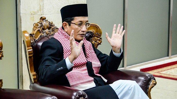 Penjelasan Imam Besar Masjid Istiqlal soal Peniadaan Salat Idul Fitri 1442 Hijriah, Kamis Besok