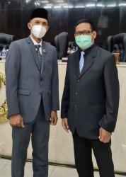 Imam Budi Hartono ke Bandung Jawa Barat Temani Pelantikan Asep Arwin Kostsara
