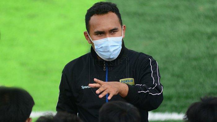 Meski Juarai Piala Kartabraja, Pelatih Akademi Persib Kota Bandung Imam Nurjaman Melakukan Evaluasi