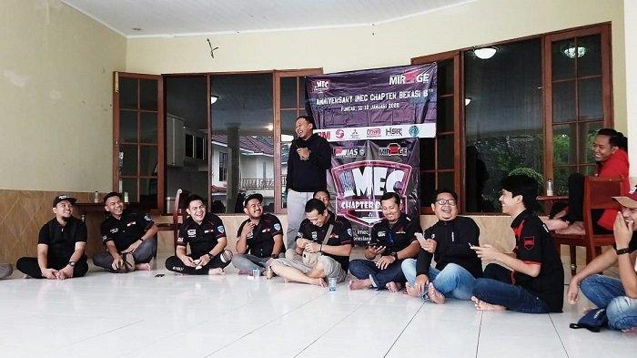 Anniversary ke-6, Ada Pemilihan Ketua IMEC Chapter Bekasi Periode 2020-2022, Rizky: Ada 3 Calon