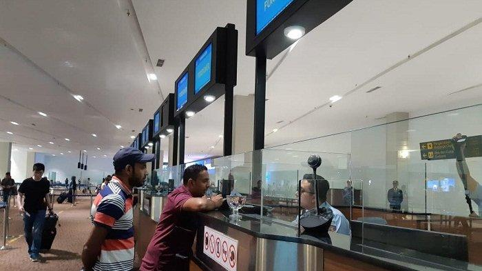 2 Warga Srilanka Ditahan Imigrasi Bandara Soekarno-Hatta
