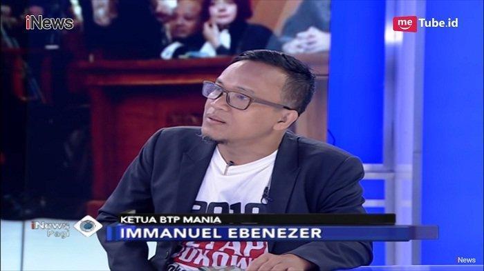 Ketua BTP Mania Immanuel Ebenezer Dipolisikan Presidium Alumni 212 Terkait Ujaran Kebencian