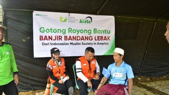Warga Muslim Indonesia Di Amerika Bantu Korban Banjir Di Provinsi Banten