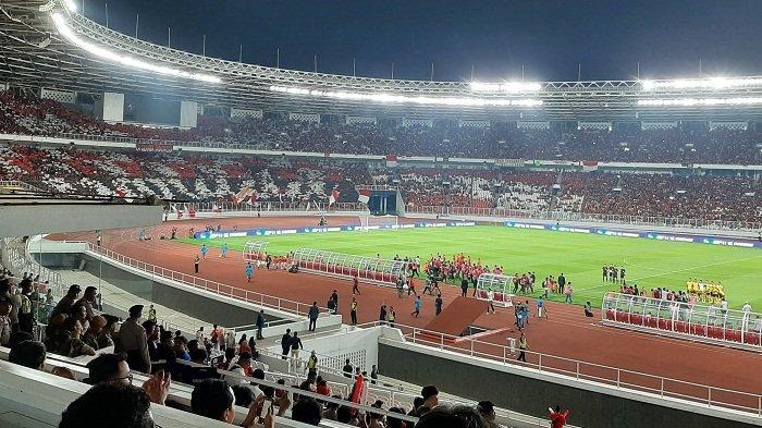 BREAKING NEWS: Dipermalukan Malaysia 2-3 di Kandang Sendiri, Suporter Indonesia Berulah