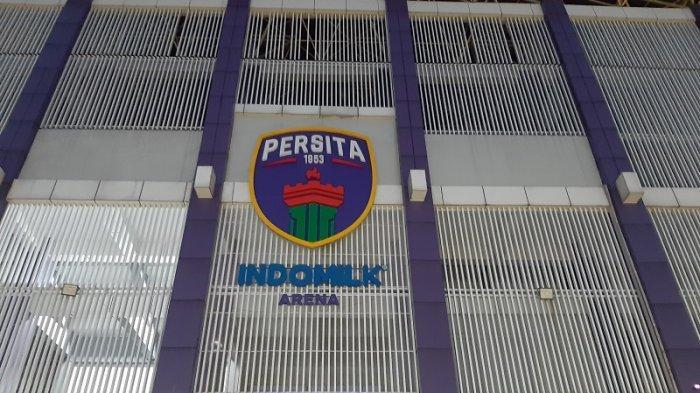 Homebase Persita Tangerang Berubah Nama Menjadi Indomilk Arena