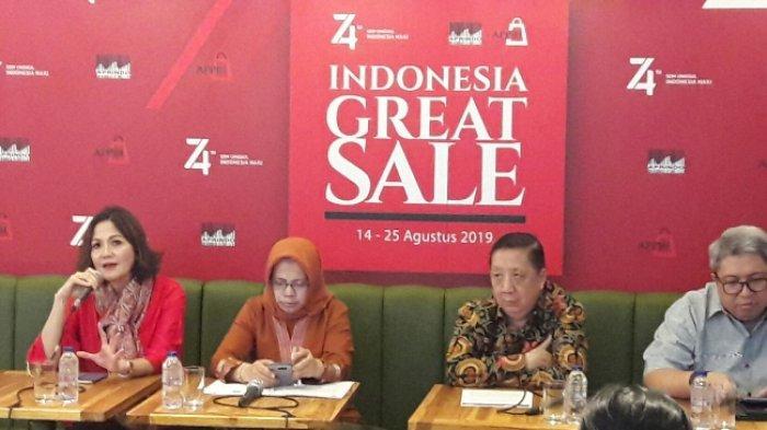 Wahai Para Shopaholic, Indonesia Great Sale (IGS) Digelar Serentak di Ratusan Pusat Perbelanjaan Lho