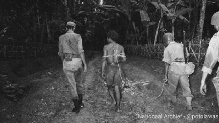 Kisah Ngatimin Citro Wiyono Seorang Pejuang Indonesia: Setelah Bapakku Ditembak Belanda Hatiku Marah
