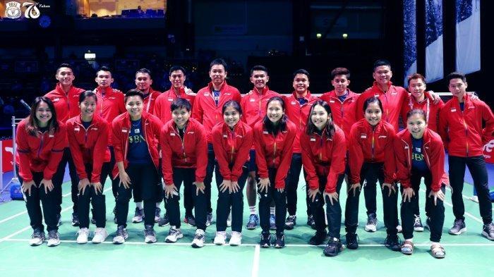 Rinov Rivaldy/Pitha Haningtyas Pastikan Indonesia ke Perempatfinal, Penentuan Klasemen Lawan Denmark
