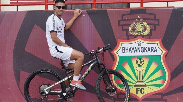 Indra Kahfi Kapten Tim Bhayangkara Solo FC, Pemain BSFC Lebih Mumpuni Musim Ini Daripada Musim Lalu