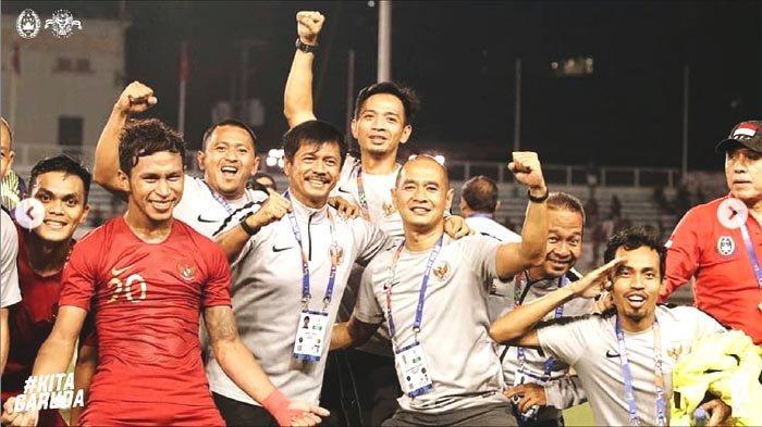 Final SEA Games 2019 Timnas Indonesia U-23 Vs Vietnam Rabu Ini, Target Ulang Kejayaan 28 Tahun Silam
