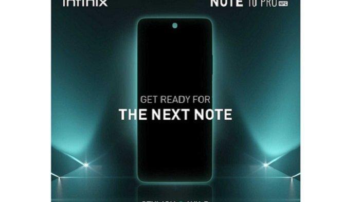 Kenapa Peluncuran Smartphone Infinix Note 10 Series Ditunda? Berikut Ini Penjelasan Lengkapnya