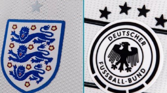 Susunan Pemain Inggris Vs Jerman di Babak 16 Besar Piala Eropa 2020, Main Malam Ini