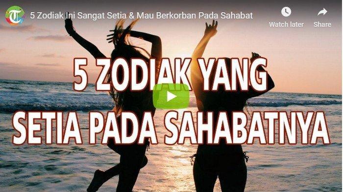 Ini Dia 5 Zodiak yang Dikenal Paling Setia Kawan, Selalu Ada dalam Suka dan Duka, Kamu Termasuk?