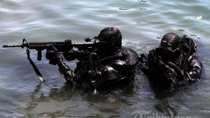 TERBARU Ini Pasukan Koopssus Gabungan Unsur TNI AD, TNI AL dan TNI AU yang Dibentuk Jokowi
