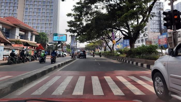 Penerapan ERP yang Mengusung Konsep Congestion Pricing Diterapkan Semakin Macet akan Semakin Mahal