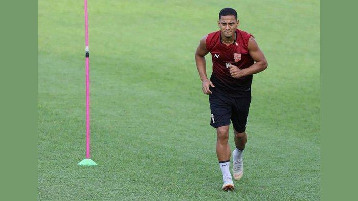 Melawan Persija Selalu Sulit Meski di Depan Pendukung Sendiri, Itu Kata Playmaker Borneo FC